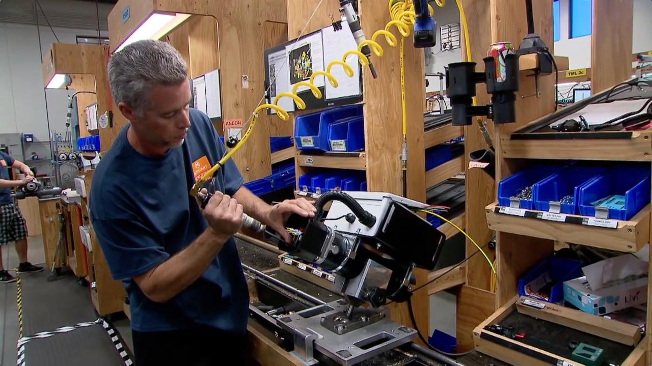 Electromechanical Equipment Assembler