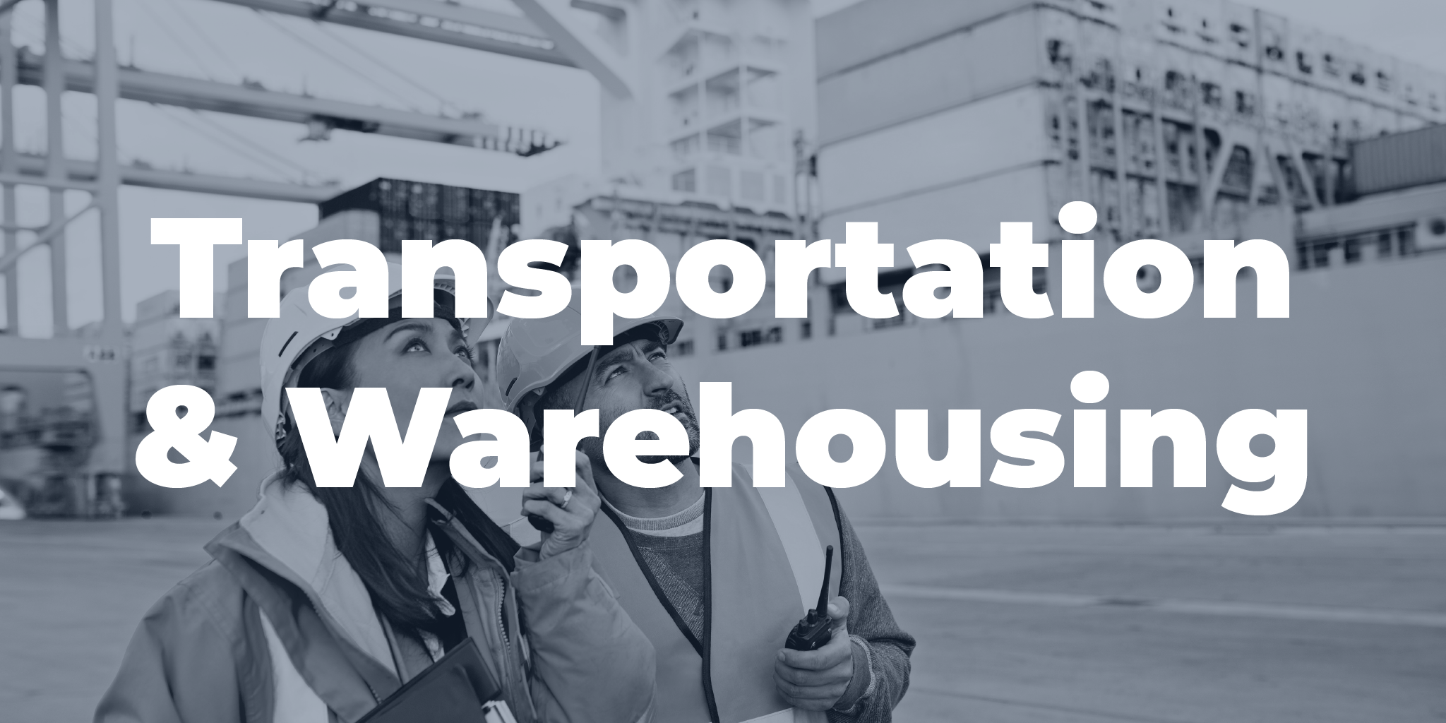 Transportation & Warehousing