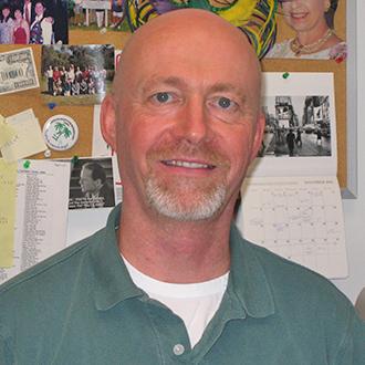 Peter McCarthy, Ph.D.