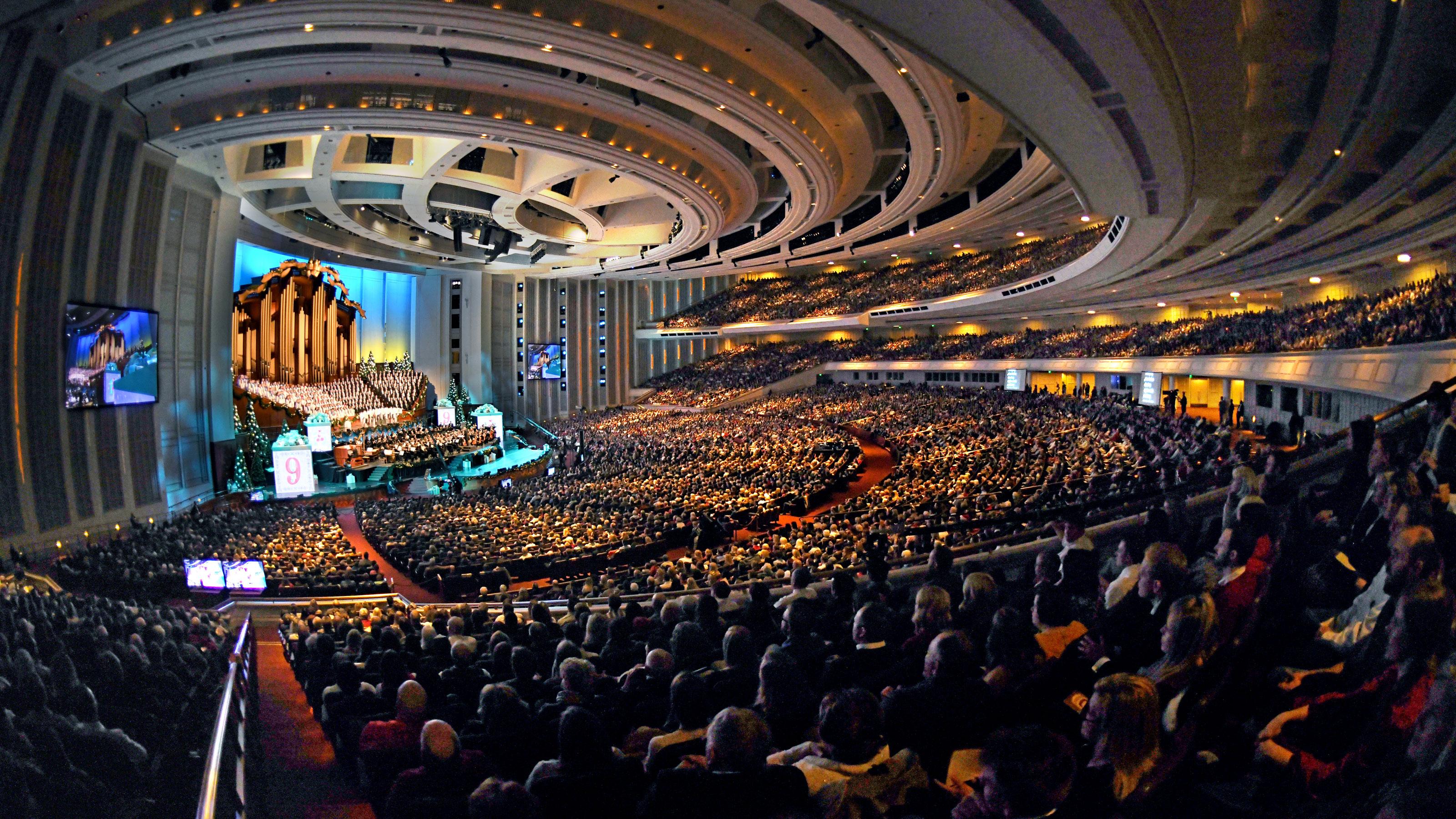 2021 Mormon Tabernacle Choir Christmas Concert Christmas With The Tabernacle Choir About