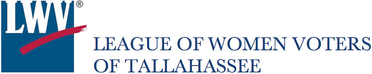 LWV League of Women Voters of Tallahassee logo