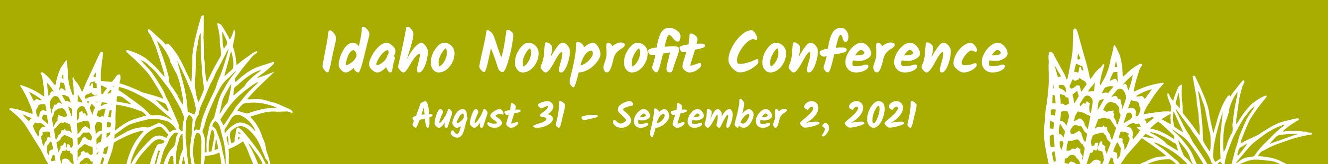 Idaho Nonprofit Center Conference