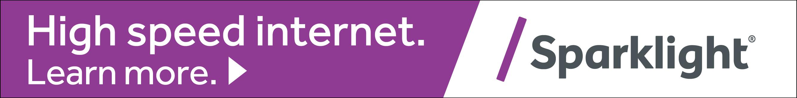 Sparklight - High speed internet