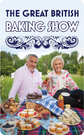 The Great British Baking Show PBS Show Thumbnail