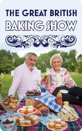 The Great British Baking Show PBS Show Thumbnail