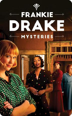 Frankie Drake Mysteries PBS Show Thumbnail