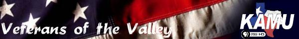 Veterans of the Valley Banner