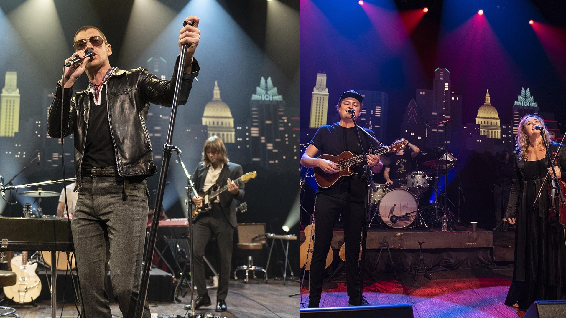 Austin City Limits: Arctic Monkeys/Wild Child
