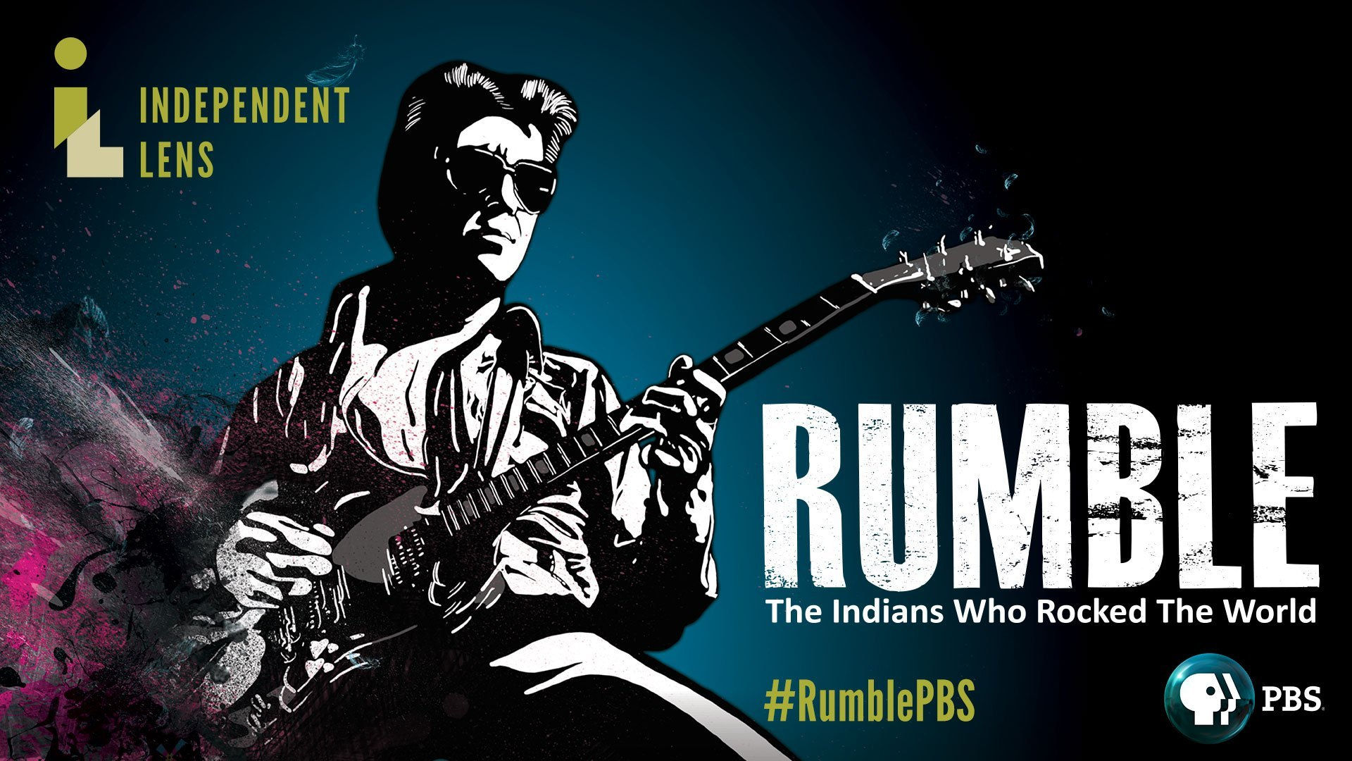 Independent Lens - Rumble: The Indians Who Rocked The World
