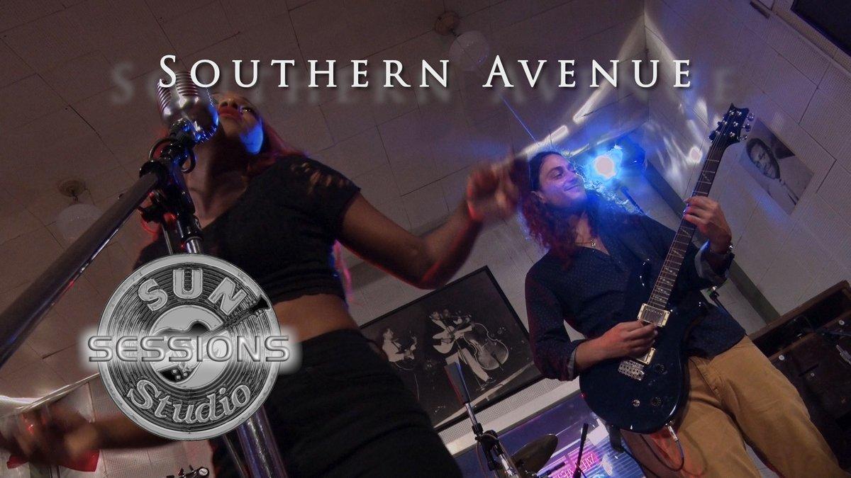 Sun Studio Sessions   Southern Avenue
