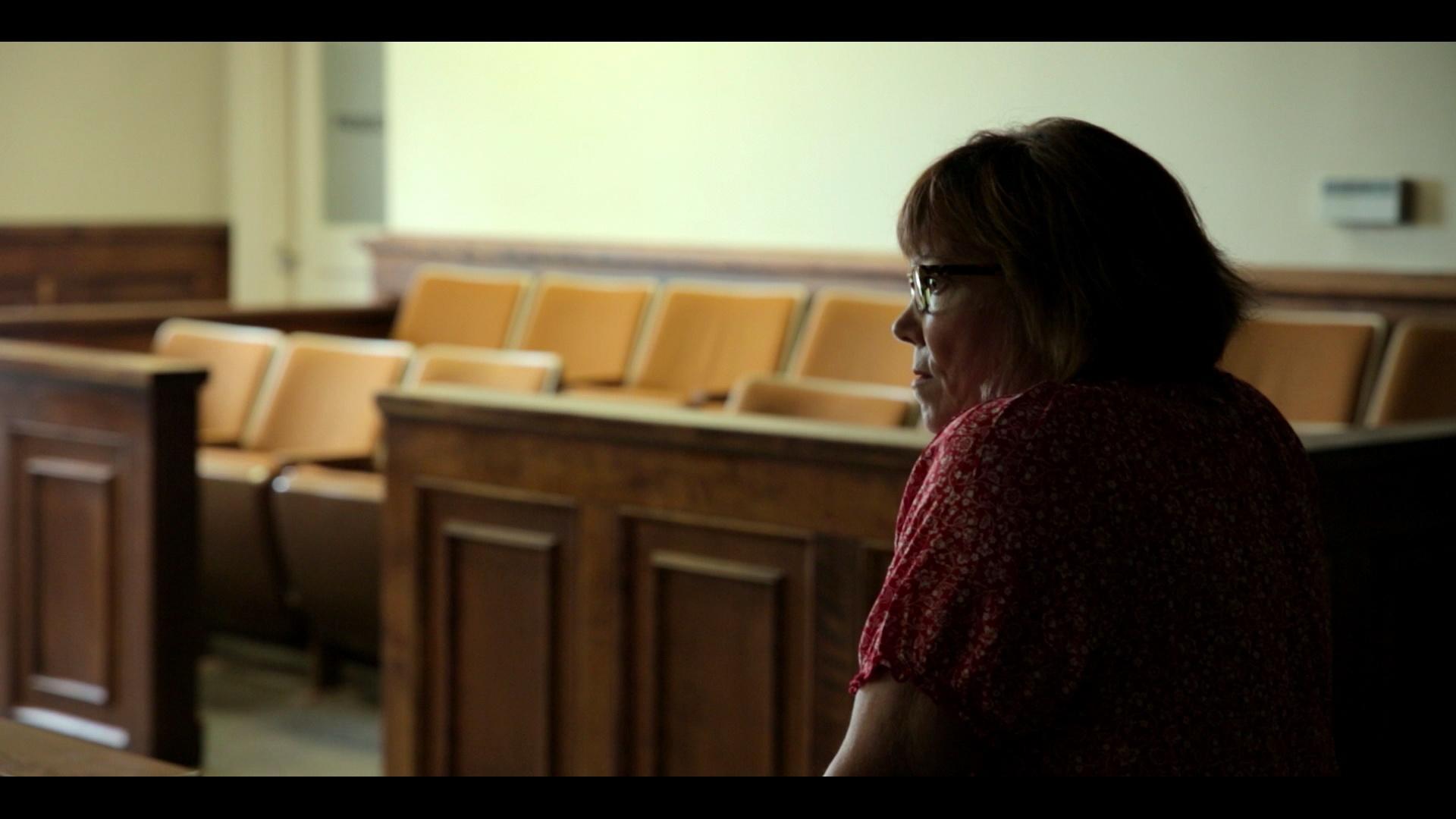 POV: Lindy Lou, Juror Number Two
