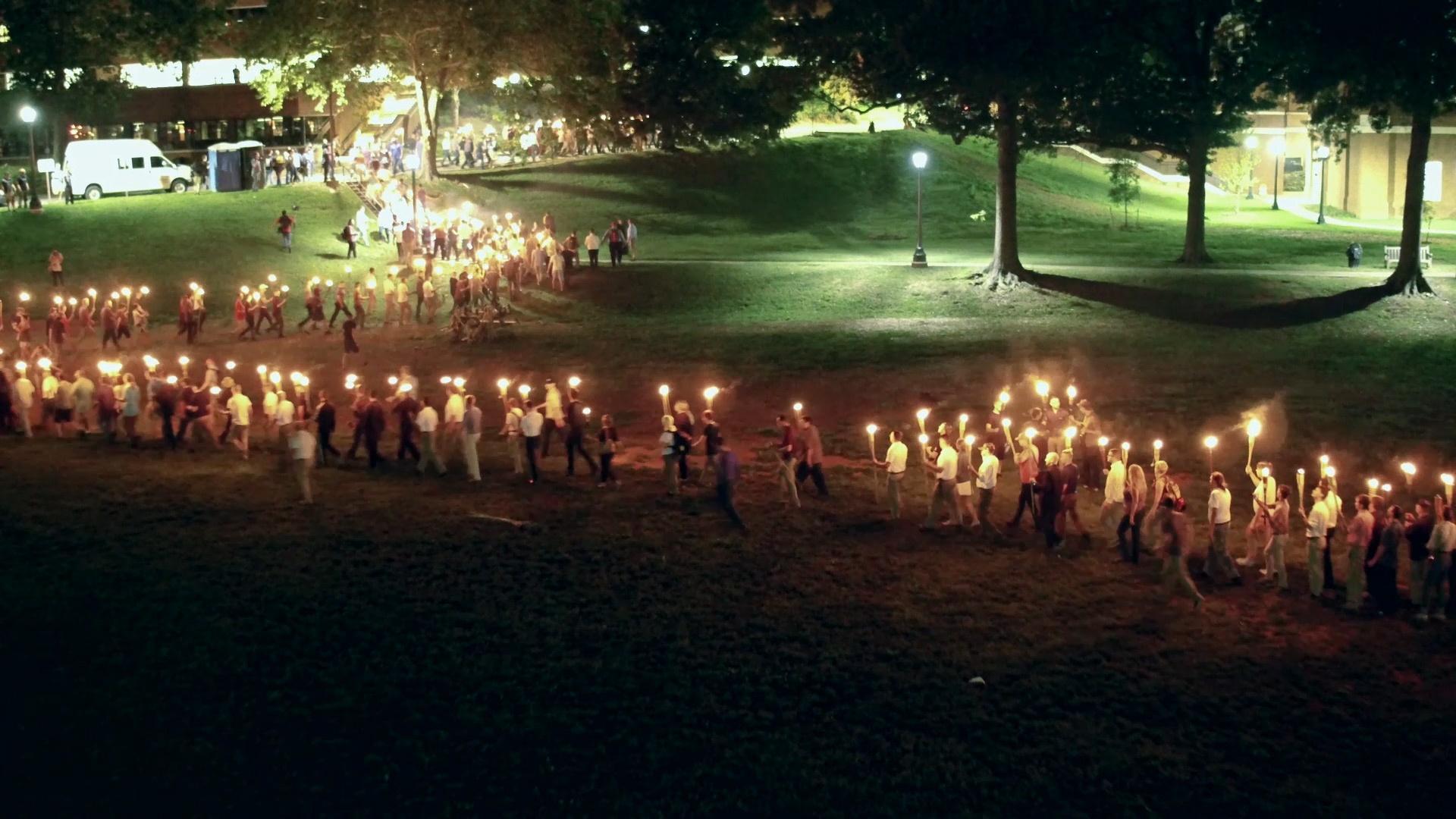 FRONTLINE - Documenting Hate: Charlottesville