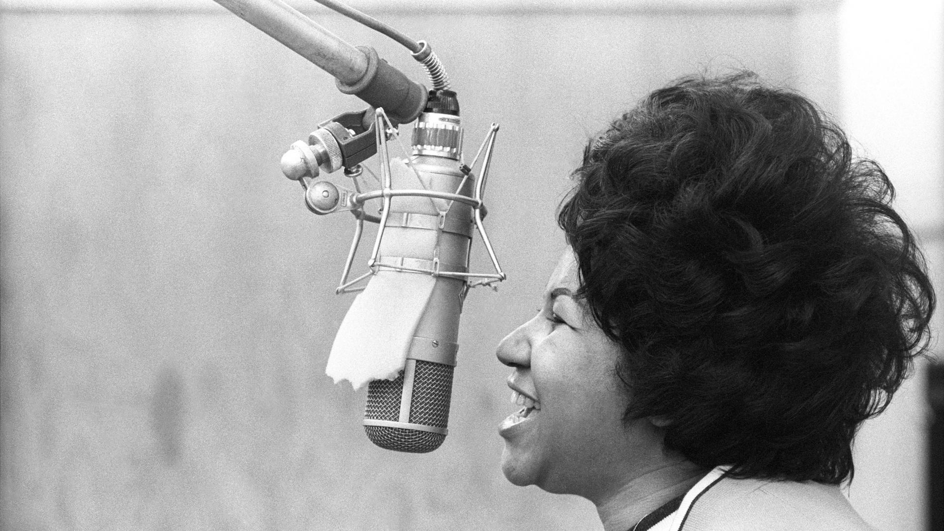 PBS Newshour: Aretha! Queen of Soul