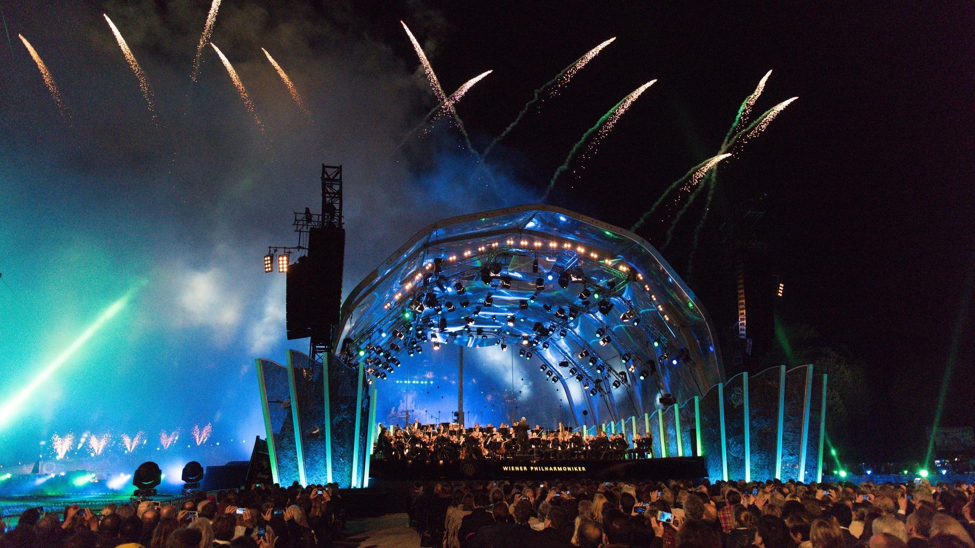 Great Performances: Vienna Philarmonic Summer Night Concert