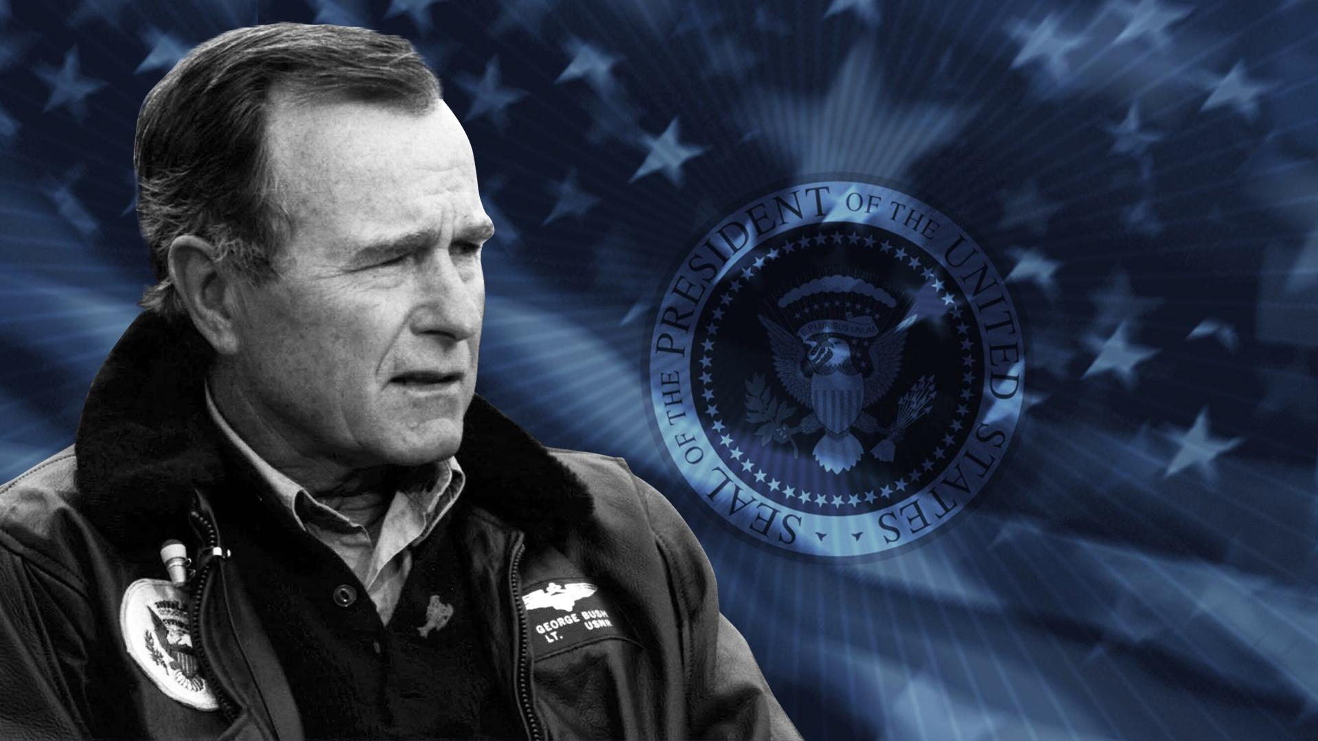 American Experience | The Presidents: George H.W. Bush