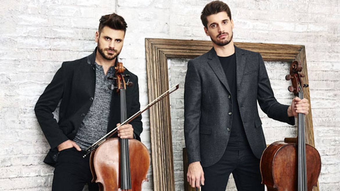 2Cellos Live at the Sydney Opera House