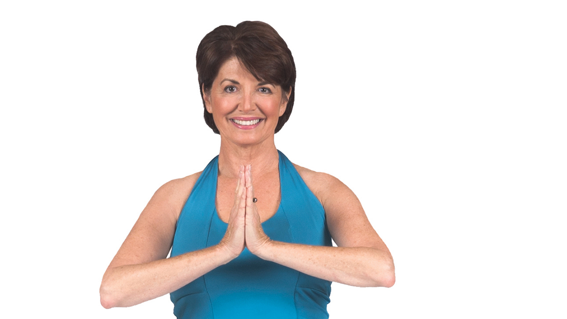 Easy Yoga: The Secret to Strength and Balance w/Peggy Cappy