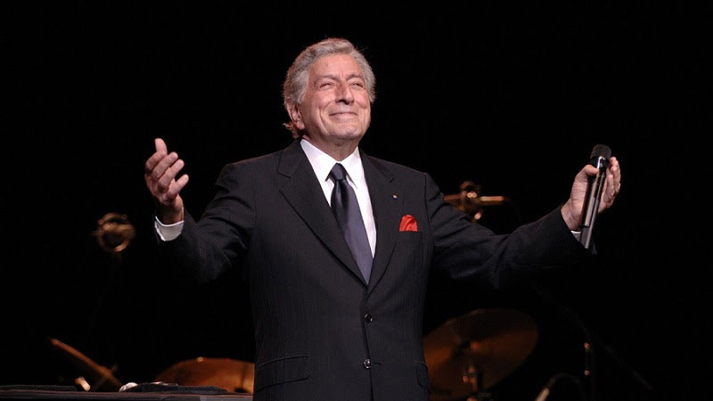 See Tony Bennett receive the Gershwin Prize in D.C. Nov. 15