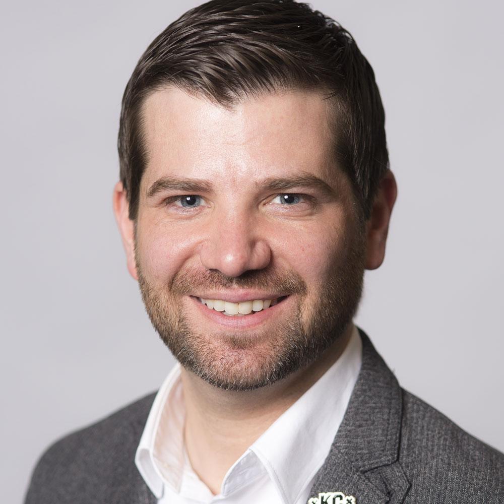 Drew Elliott, Director of Membership & Donor Engagement