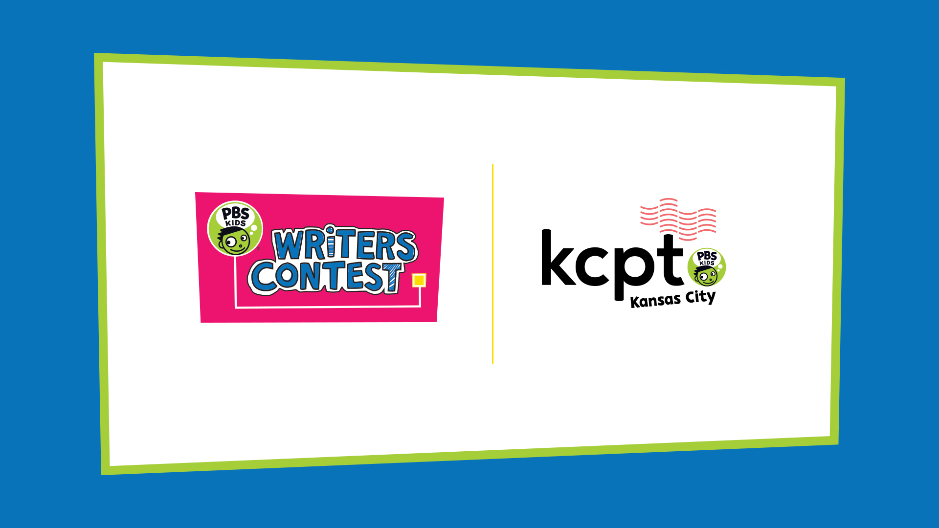 2018 KCPT PBS KIDS Writers Contest Winners