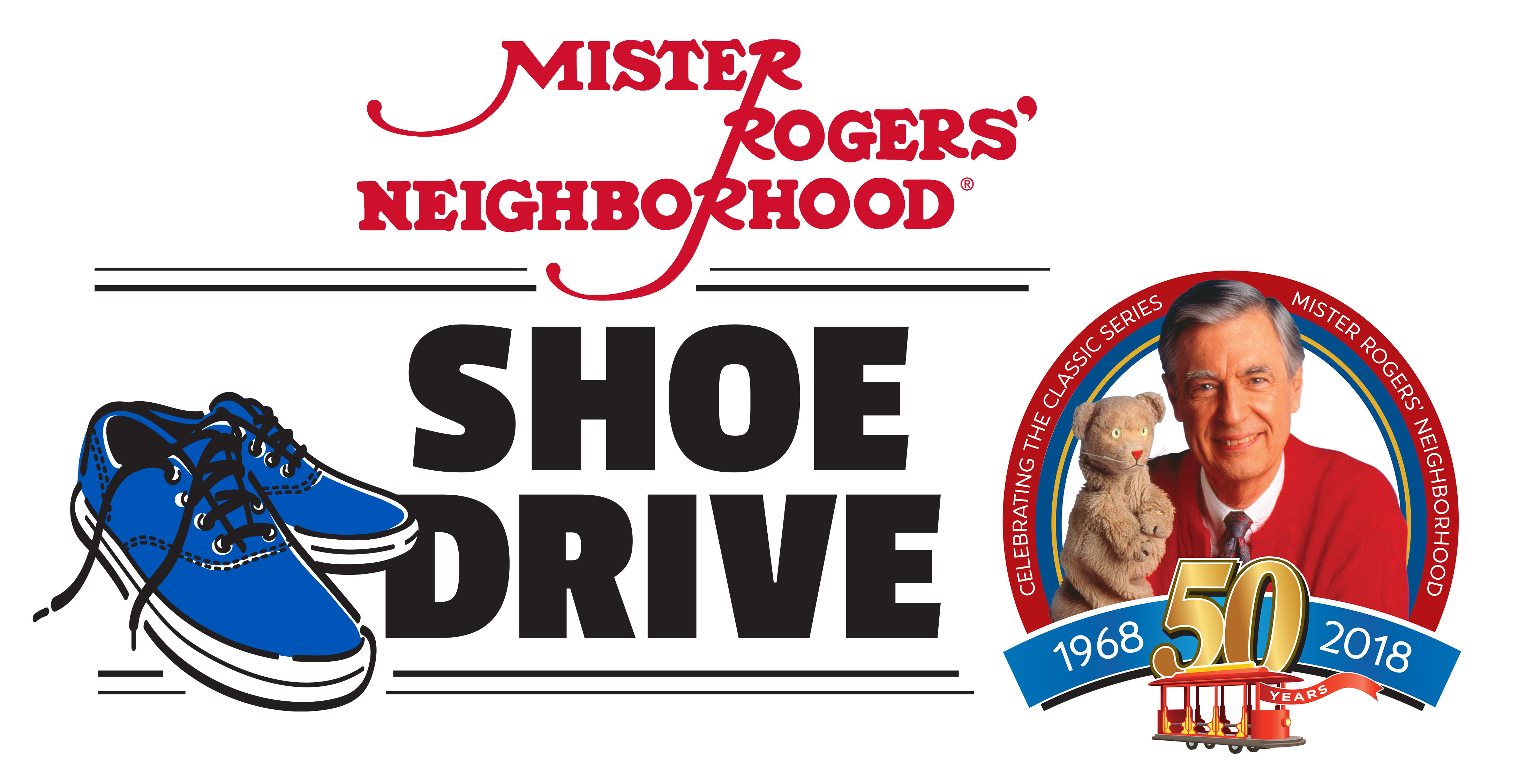 Donate Shoes to Celebrate Mister Rogers' Neighborhood