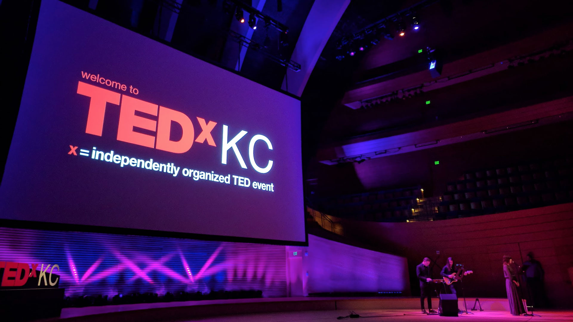 TEDxKC - Perspective: Where you stand matters.