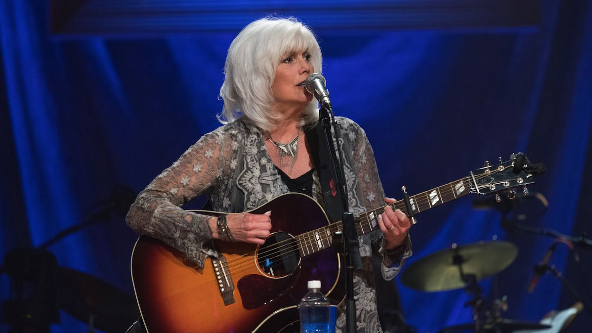 Emmylou Harris: At the Ryman