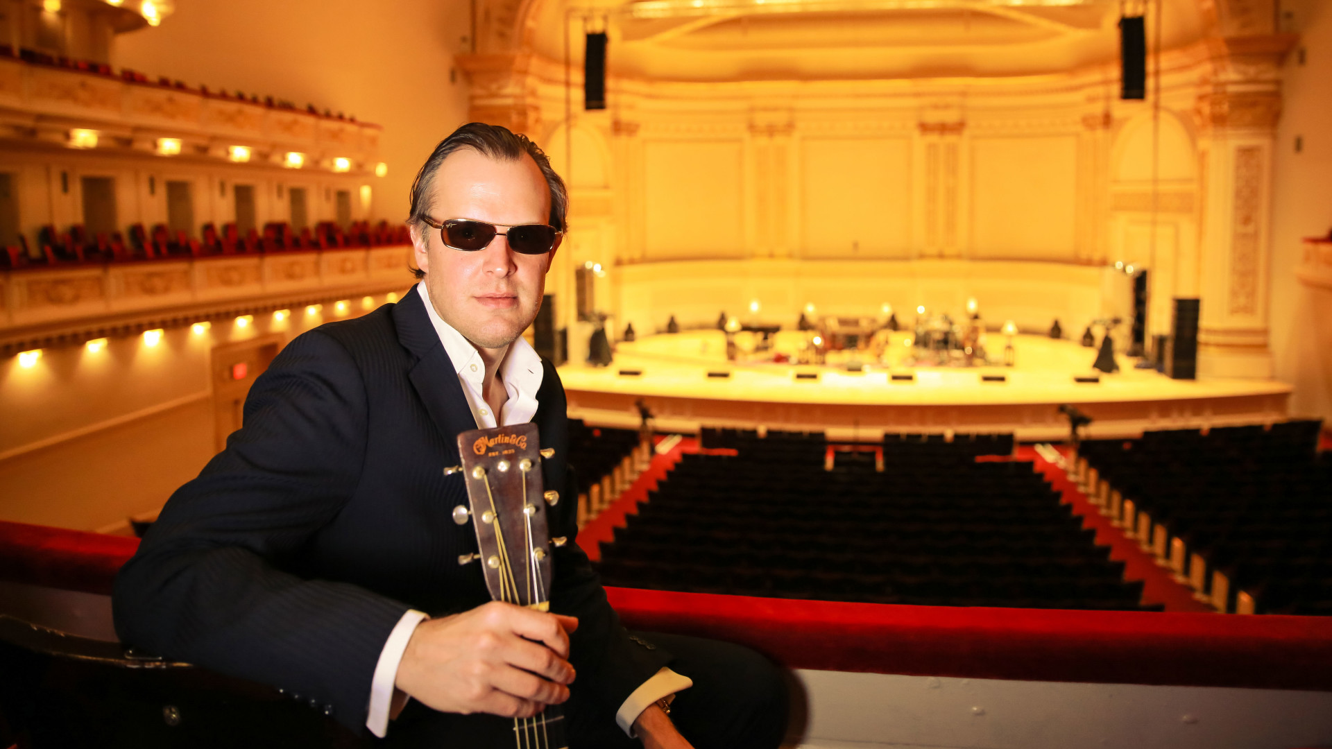 Joe Bonamassa Live at Carnegie Hall