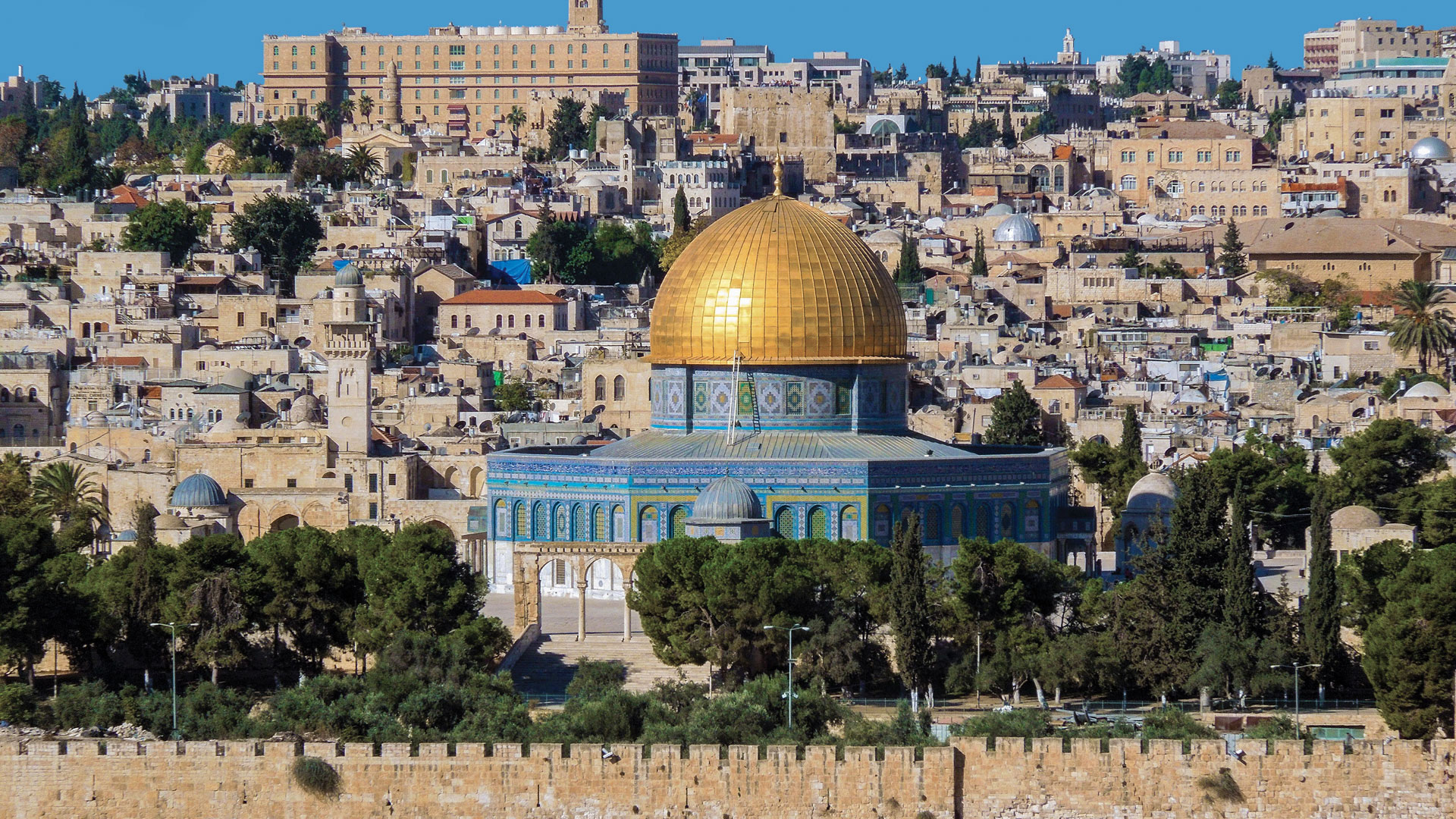 Rick Steves' Special: The Holy Land, Israeli and Palestinian