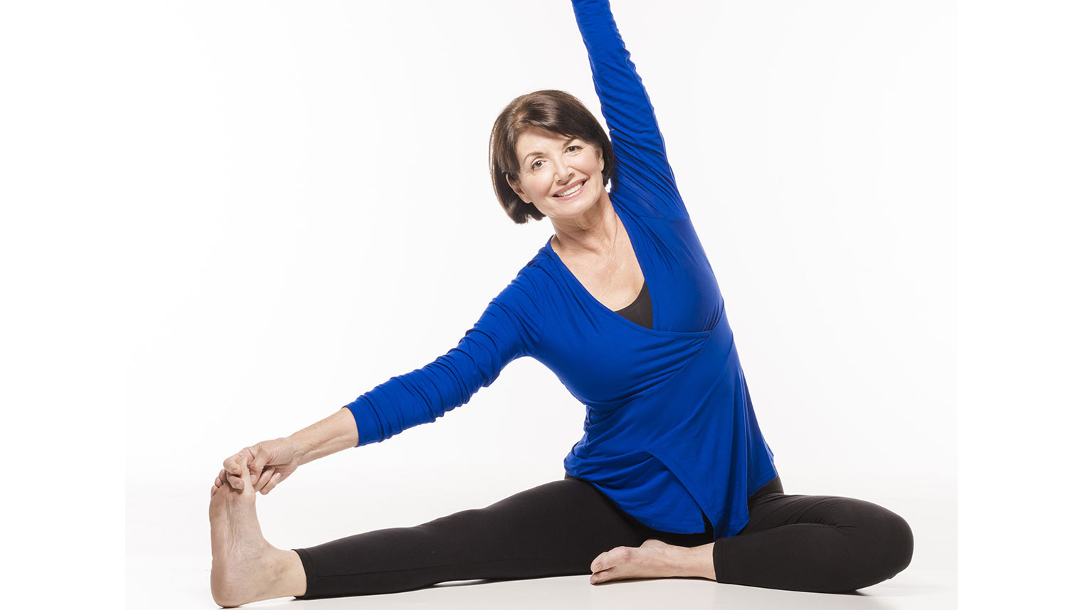 Easy Yoga - The Secret to Strength and Balance w/Peggy Cappy