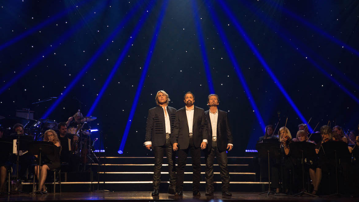 The Texas Tenors: Rise