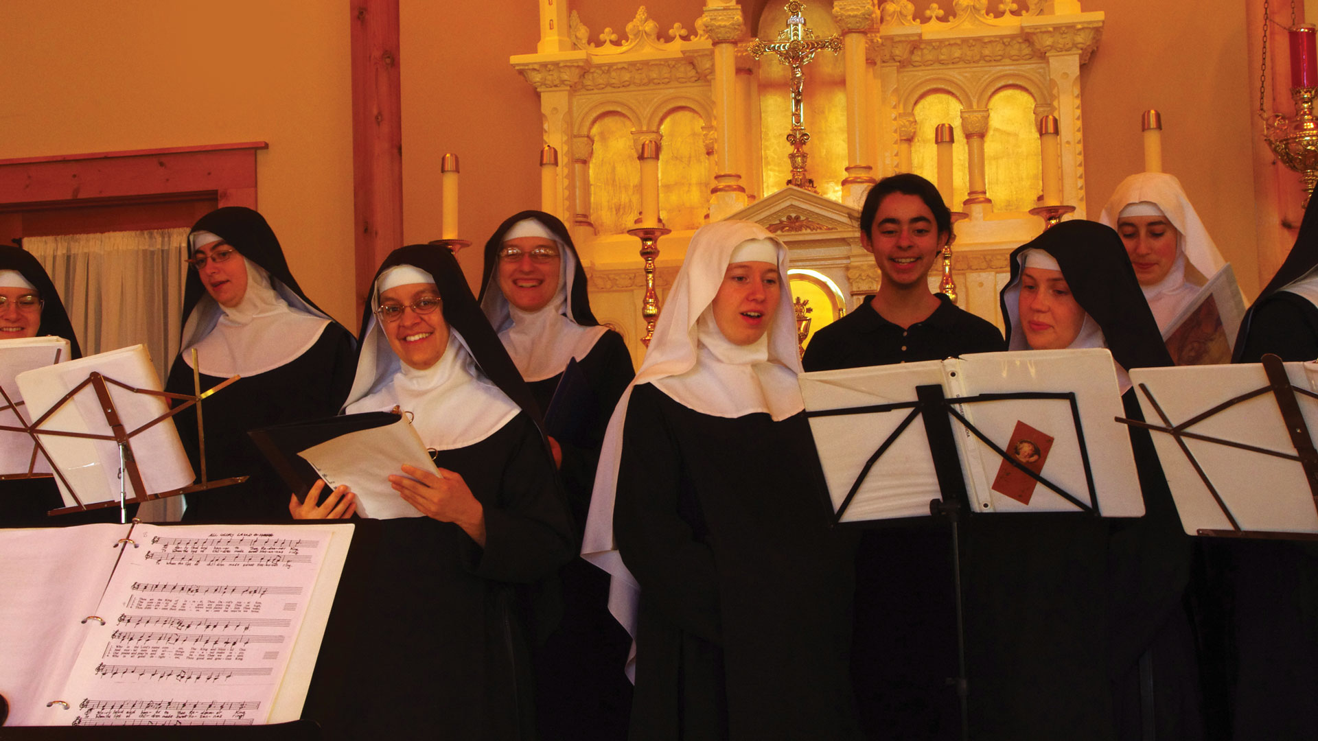 The Music of Lent at Ephesus