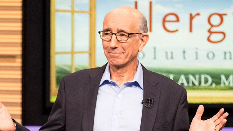 Allergy Solution, With Leo Galland, MD