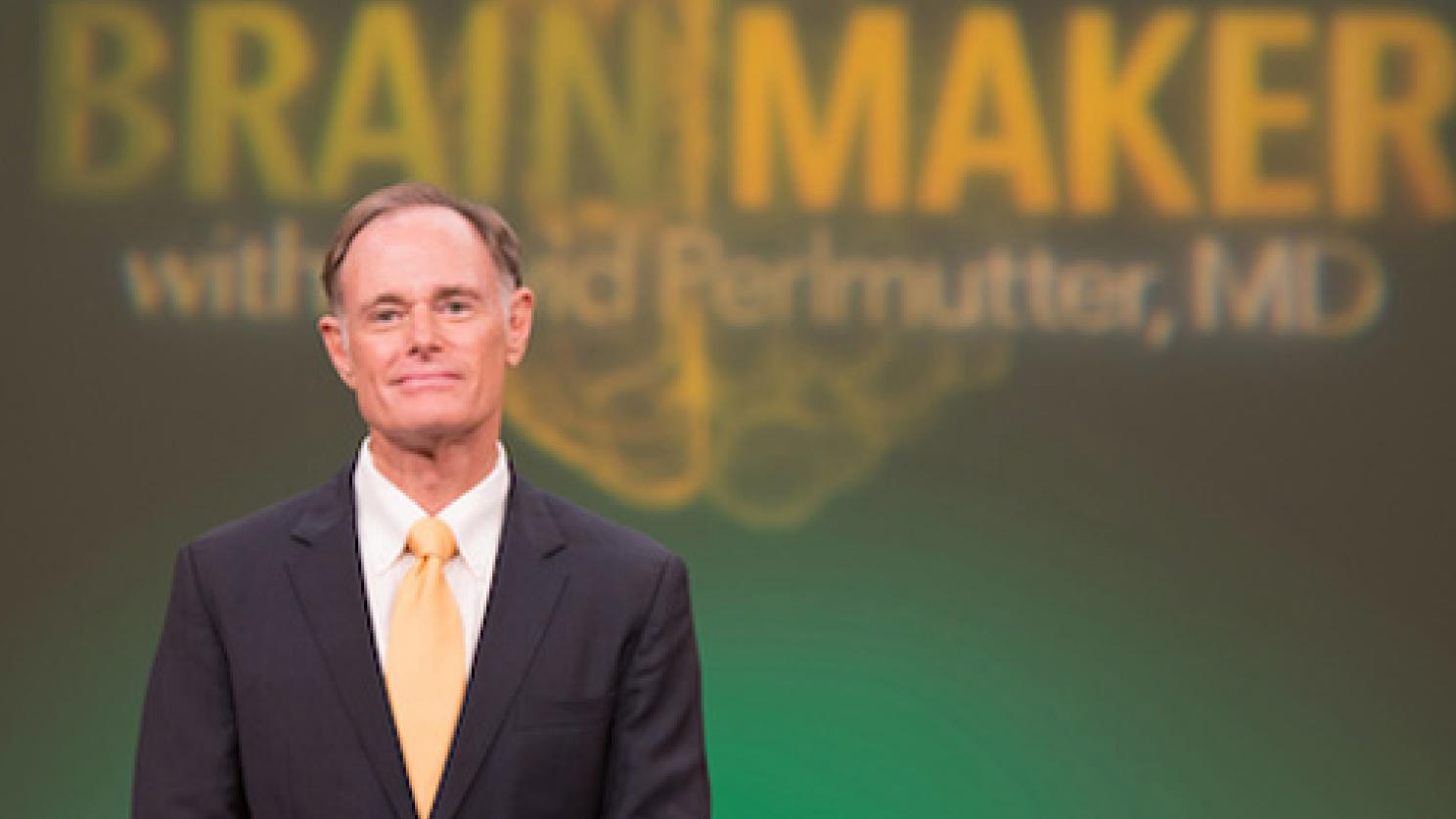 Brain Maker With David Perlmutter, MD