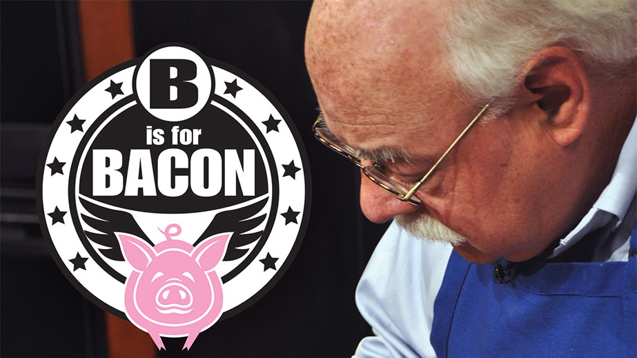 Americas Home Cooking: B is for Bacon