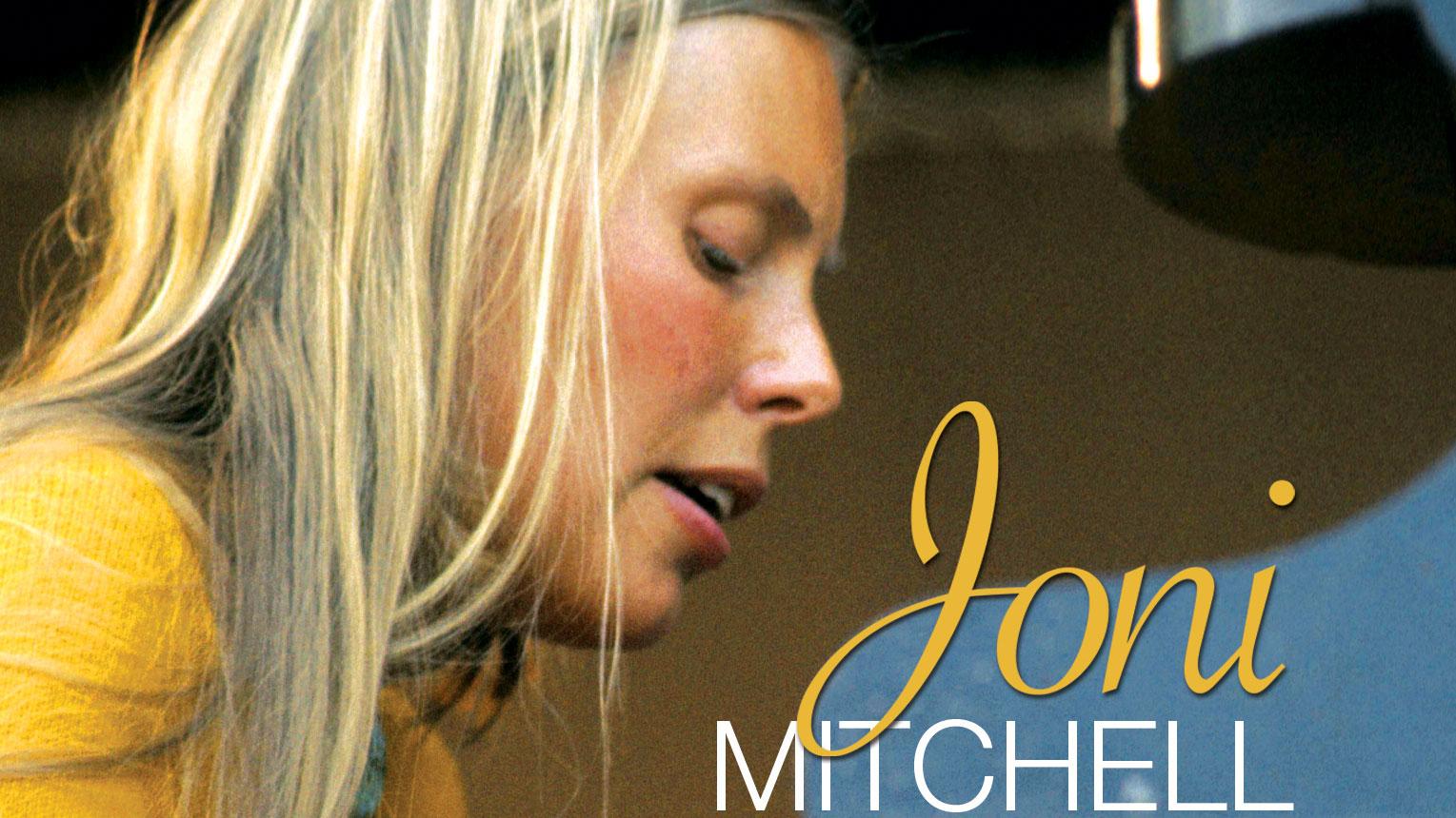 Joni Mitchell at The Isle Of Wight,1970