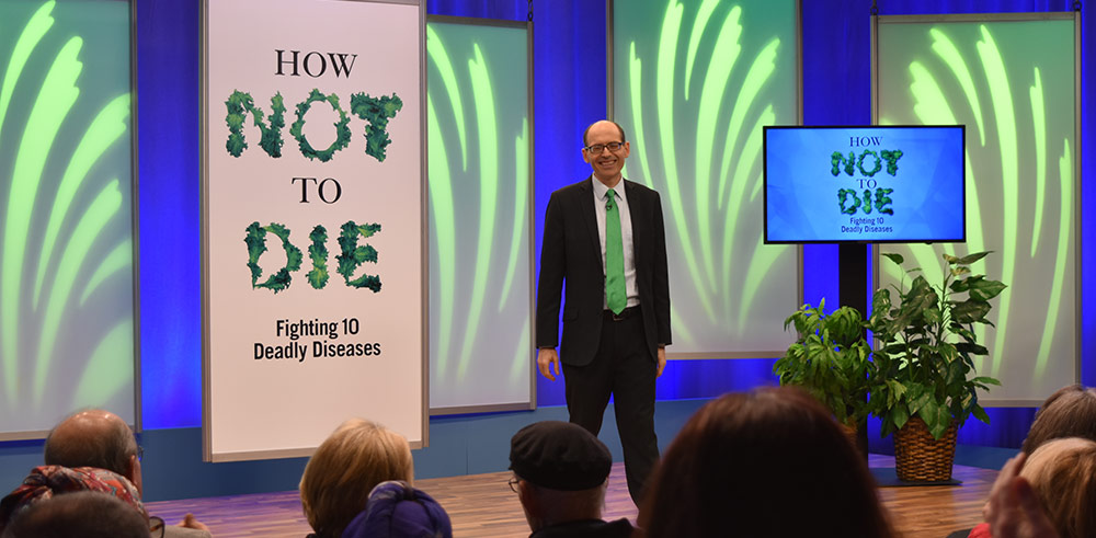 How Not to Die With Michael Greger, MD