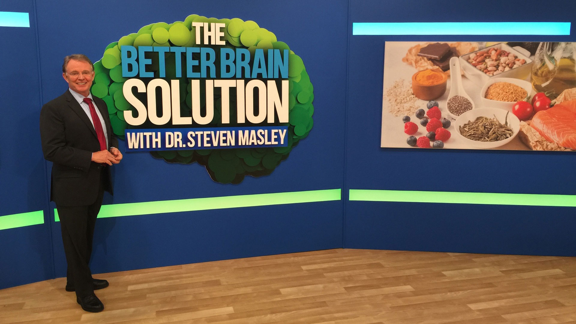 Better Brain Solution With Dr. Steven Masley
