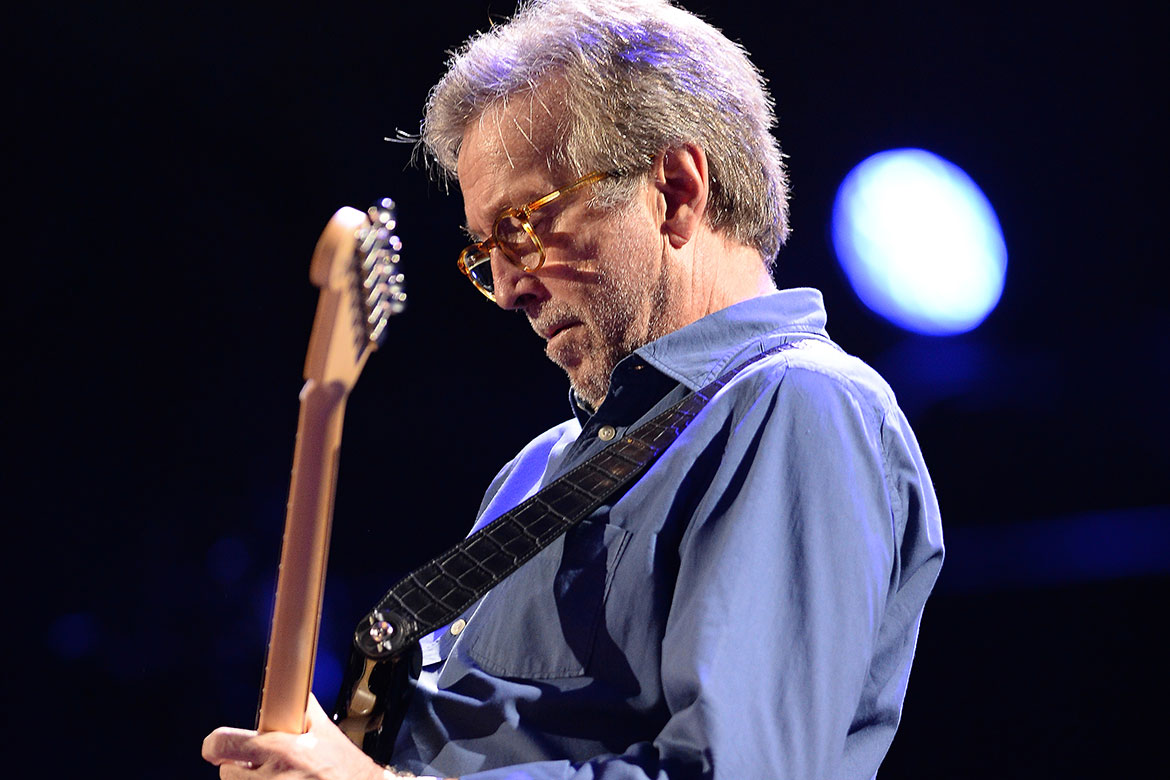 Eric Clapton: Slowhand at 70 - Live at Royal Albert Hall