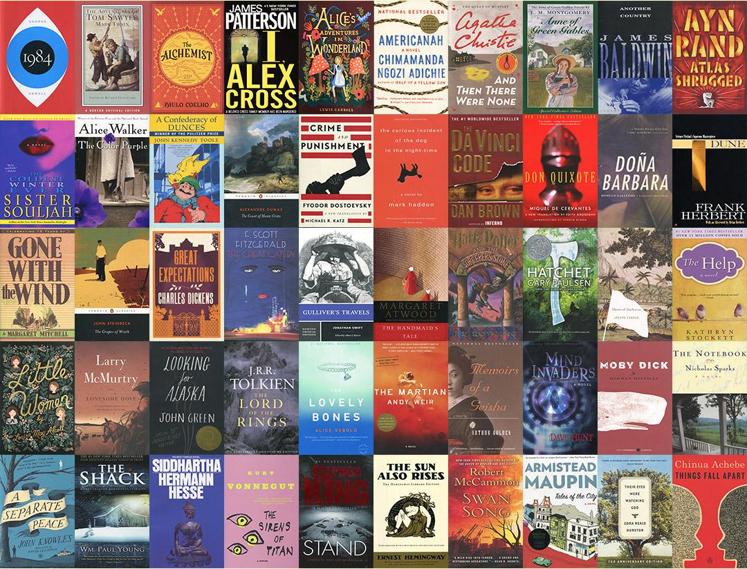 Vote for Kansas City's Best-Loved Book