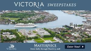 Masterpiece Victoria Sweepstakes