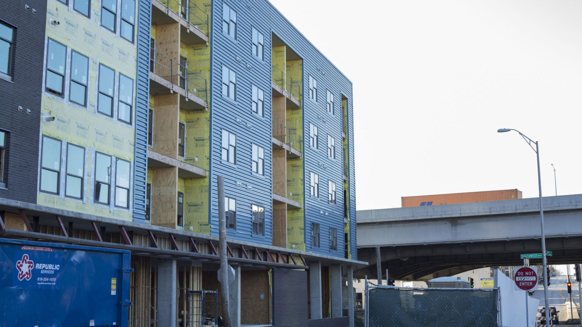 Housing in Kansas City