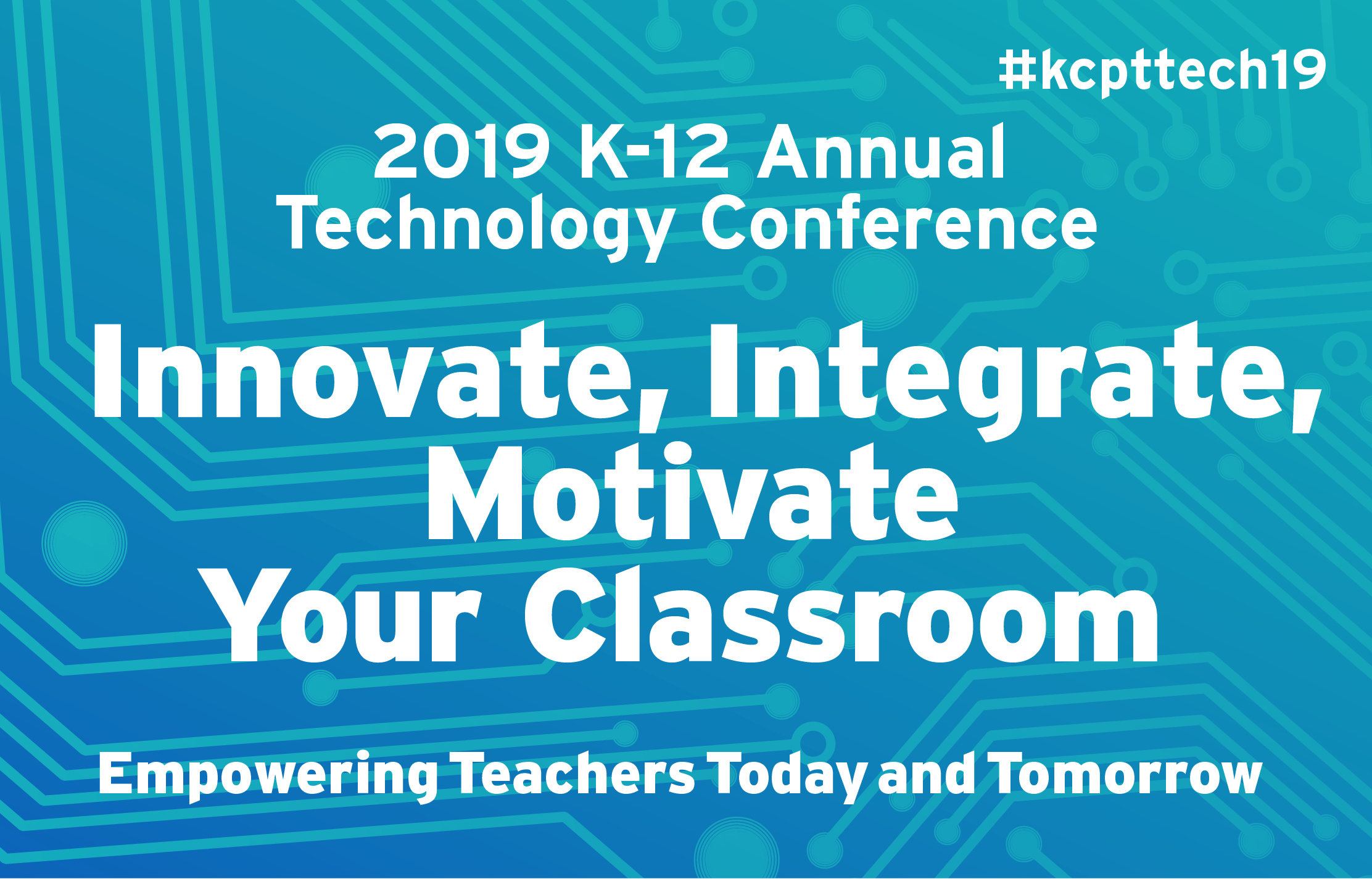 KCPT's Annual K-12 Technology Conference
