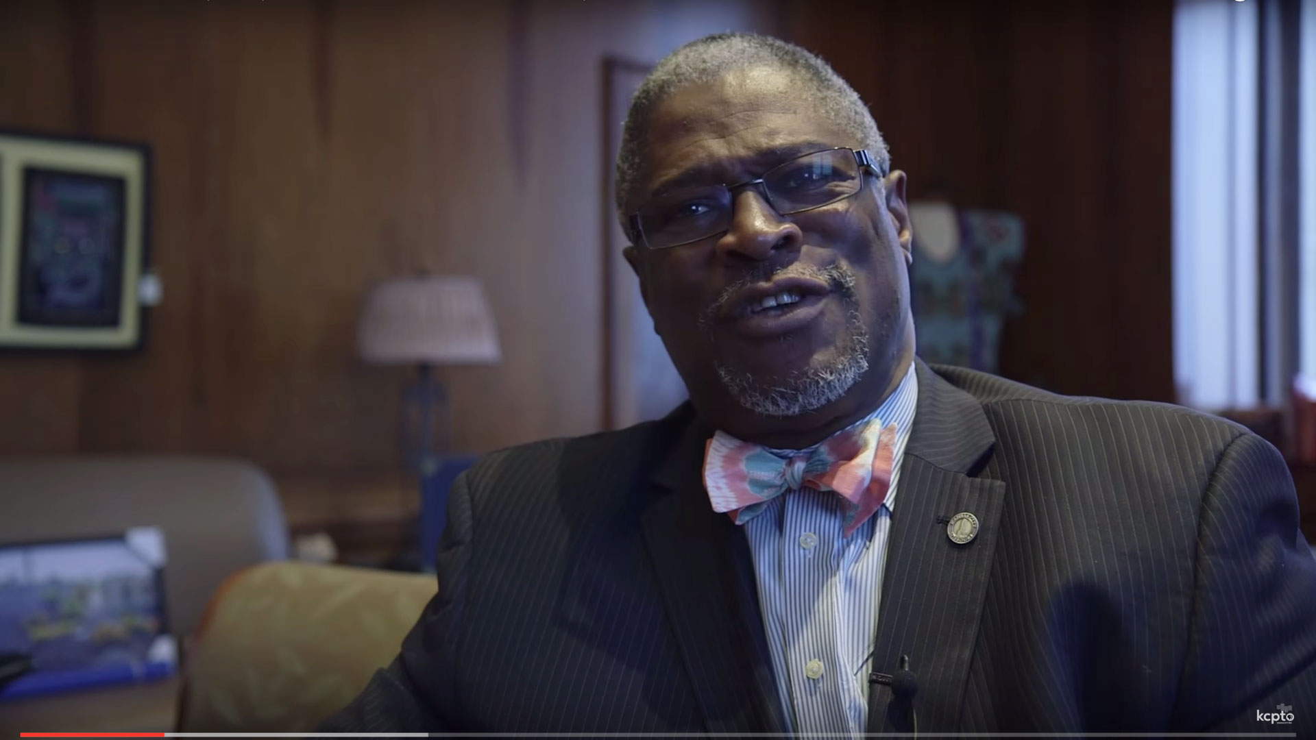 Mayor Sly James Full 'Our Divided City' Interview