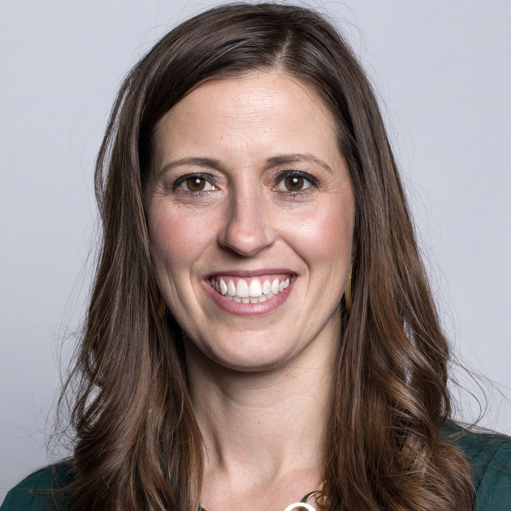 Polly Howard, Director of Major Giving