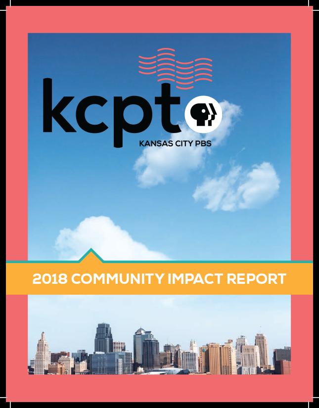 2018 Community Impact Report