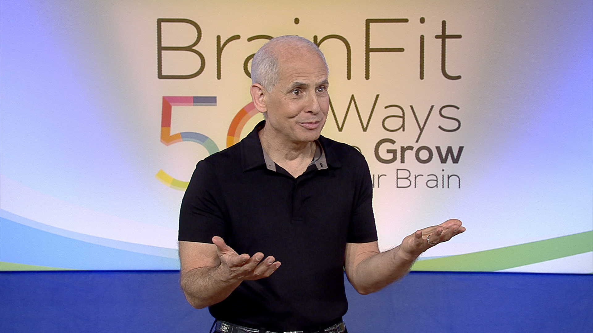 Brainfit 50 With Dr. Daniel Amen, MD and Tana Amen, RN