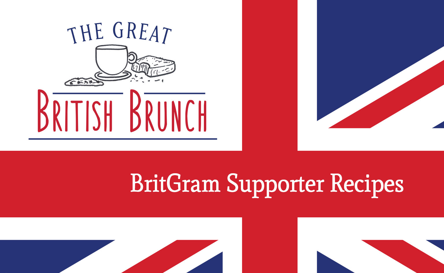 BritGram Supporter Recipes