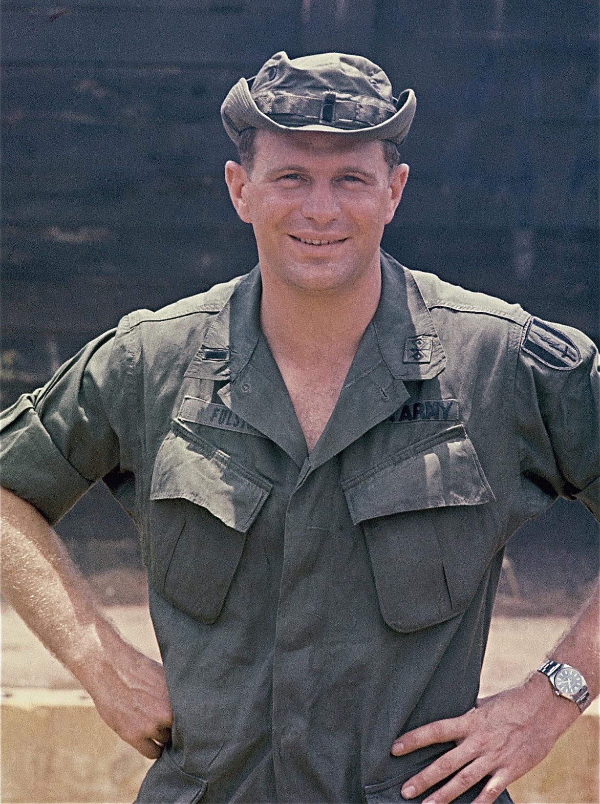 Vietnam Experience | Bob Fulstone