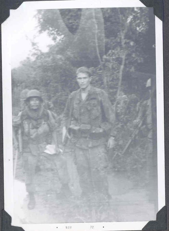 KHMER Army - Dong Ba Thin Vietnam | Stan Gibson